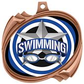 Hasty Swim All-Star Insert Hurricane Medals