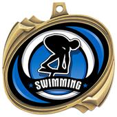 Hasty Swim Spectrum Insert Hurricane Medals