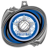 Hasty Volleyball All-Star Insert Hurricane Medals