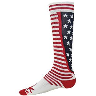 Red Lion United Over-The-Calf Knee High Socks