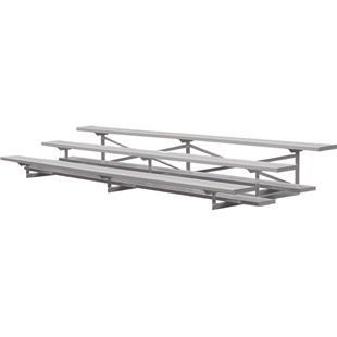 Highland Aluminum 3 Row 15' Bleacher