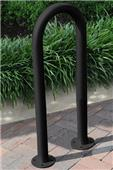 Highland 3 Bike Wave Rack Steel Constructed