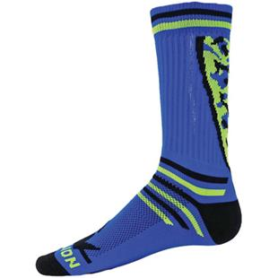 Red Lion Stealth Crew Socks - Closeout