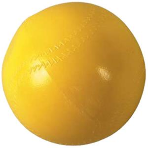 "Markwort 9"" Hollow Plastic Baseballs w/Seams DZ"