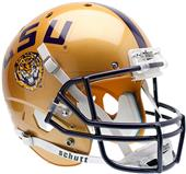 Schutt LSU Tigers XP Replica Football Helmet Alt 1