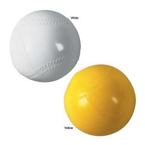 "Markwort 12"" Hollow Plastic Softballs w/Seams"