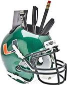 Schutt Miami Hurricanes Desk Caddy Alt 1-Set of 6