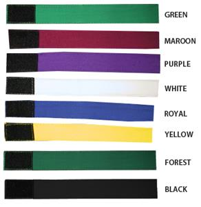 Sleeve Ties  9 Solid Colors (Pairs) - gifts