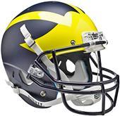 Schutt Michigan Wolverines XP Replica Helmet Alt 1