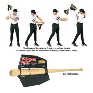 "Markwort ""Power Fins"" Baseball Training Aids"
