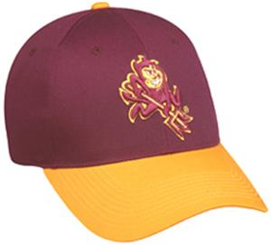 College Rep. Arizona State Sun Devils Baseball Cap