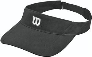 Wilson Tennis Adult Rush Knit Visor Ultralite