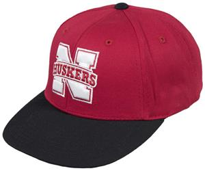 College Replica Nebraska Cornhuskers Baseball Cap