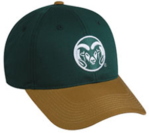 College Replica Colorado State Rams Baseball Cap