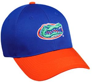 College Replica Florida Gators Baseball Cap