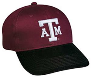 College Replica Texas A&M Aggies Baseball Cap