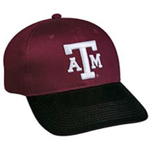 OC Sports College Texas A&M Aggies Baseball Cap