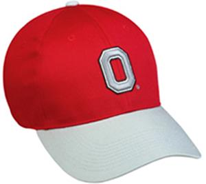 College Replica Ohio State Buckeyes Baseball Cap