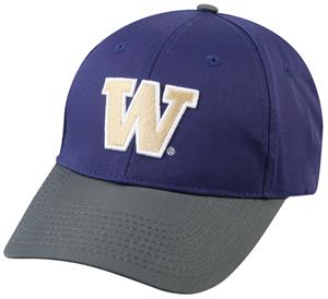 College Replica Washington Huskies Baseball Cap
