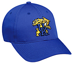 College Replica Kentucky Wildcats Baseball Cap