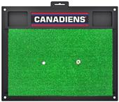 Fan Mats NHL Montreal Canadiens Golf Hitting Mat