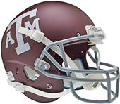 Schutt Texas A&M Aggies XP Replica Football Helmet
