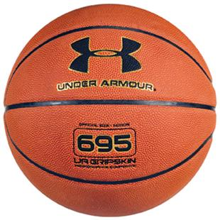 Under Armour 695 NFHS Gripskin Basketballs