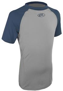 Rawlings Youth Performance Baseball Shirt-Closeout