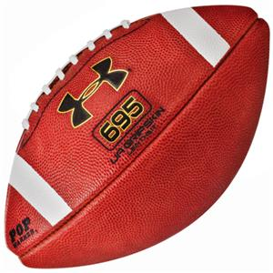 Under Armour 695 Youth Pop Warner Footballs