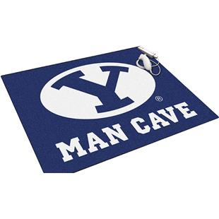 Fan Mats NCAA Brigham Young Man Cave All-Star Mat