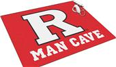 Fan Mats NCAA Rutgers Man Cave All-Star Mat