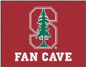 Fan Mats NCAA Stanford Univ Fan Cave All-Star Mat