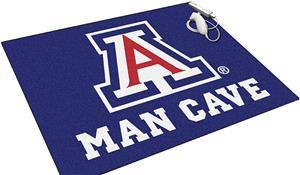 Fan Mats NCAA Univ Arizona Man Cave All-Star Mat