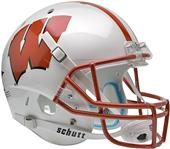 Schutt Wisconsin Badgers XP Replica Helmet