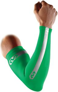 McDavid Reflective Tech Compression Arm Sleeves