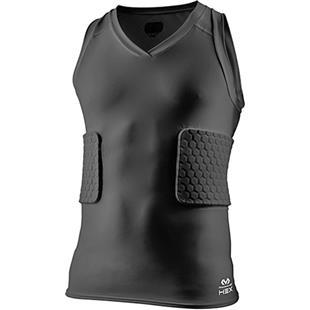McDavid Adult Hex 3-Pad Tank Top Shirt