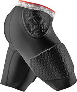 McDavid Hex Shorts w/Contoured Wrap-Around Thigh