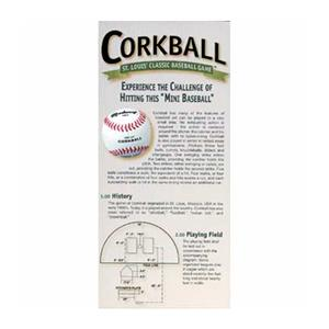 Markwort Official Corkball Rules