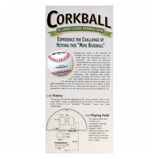 Markwort Official Corkball Rules