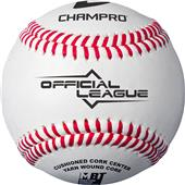 Champro Official League CBB-301 Flat Seam Baseball