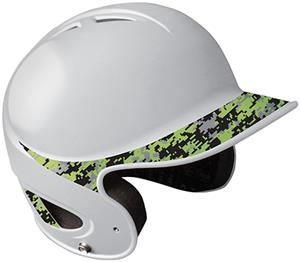 Two-Tone Gem Gloss Performance Batting Helmet