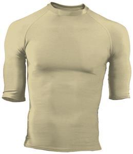 nike vegas gold compression shirt
