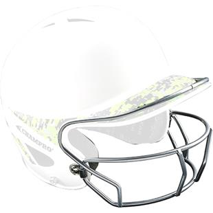 Champro Softball Facemask and Chinstrap
