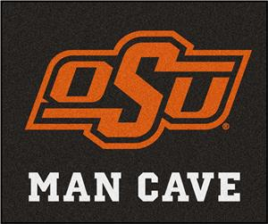Fan Mats Oklahoma State Man Cave Tailgater Mat