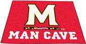 Fan Mats Univ of Maryland Man Cave Tailgater Mat