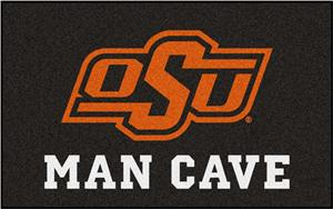 Fan Mats NCAA Oklahoma State Man Cave UltiMat