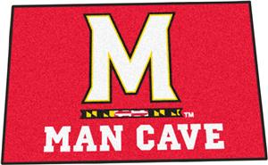 Fan Mats Univ of Maryland Man Cave Starter Mat