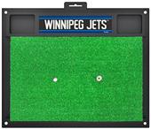 Fan Mats NHL Winnipeg Jets Golf Hitting Mat