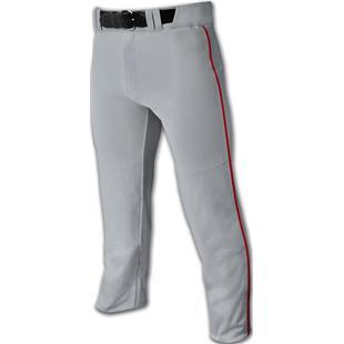 Triple Crown Open Bottom Baseball Pants w/Piping