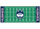 Fan Mats University of Connecticut Football Runner
